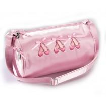 KATZ Satin Ballet Shoes Barrel bag