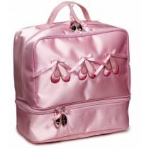 KATZ Satin Ballet Shoes bag