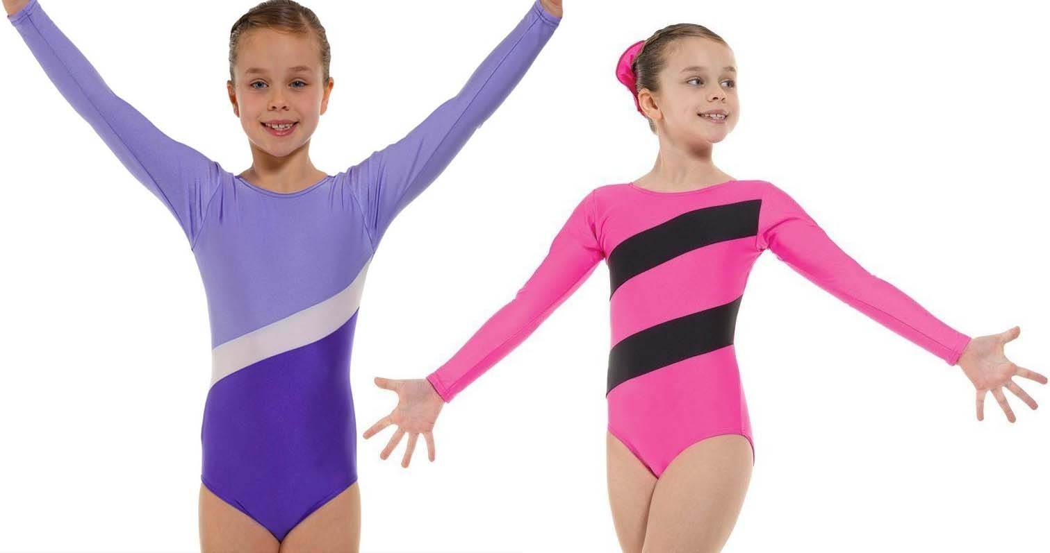 *NEW* Tappers Blocks Gym Leotard