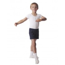 Boys Short Sleeved Leotard