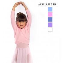 Ballet Cardigan Crossover Design