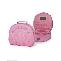 Pink & Lilac Soft Vanity Bag