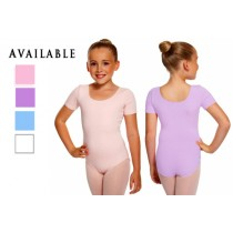 Roch Valley Short Sleeved Cotton/ lycra Leotard