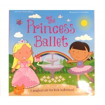 The Princess Ballet Story Book