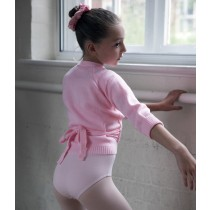 Dancers wrapover cardigan