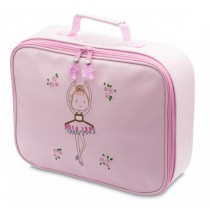 Large Pink Ballet Carry Case