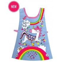 Unicorns Childrens Tabard/ Apron