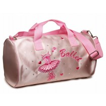 KATZ Satin Tutu & Shoes Barrel bag