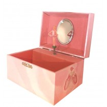 'Amelia' Musical Jewellery Box