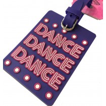 DANCE Luggage Name Tag