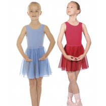 ISTD Sleeveless Cotton Leotard