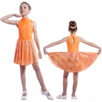 Orange Skirt Hologram