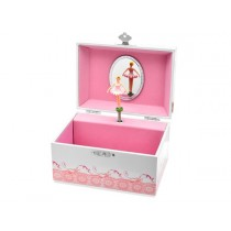'Martha' Musical Jewellery Box