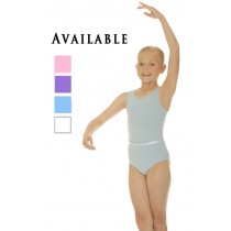 Roch Valley Sleeveless RAD Cotton Leotard and Belt