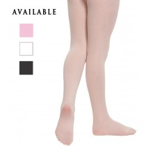 Ballet Tights Seamless Pink  or White