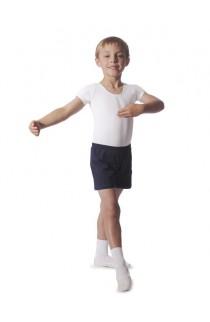 Boys Short Sleeved Leotard