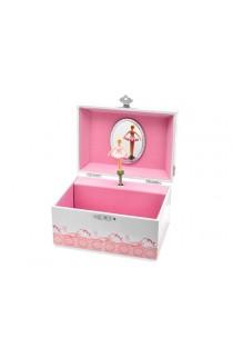 'Martha' Musical Jewellery Box