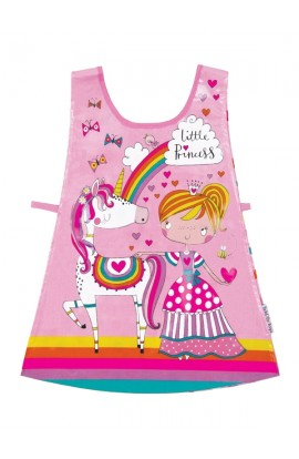 Princess & Unicorn Childrens Tabard/ Apron