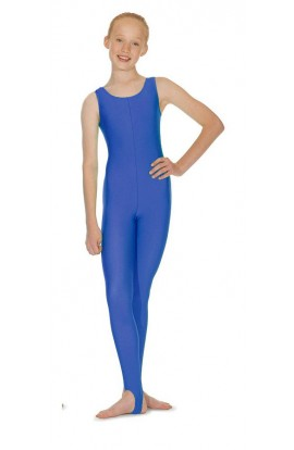 Sleeveless Dance Catsuit Nylon/Lycra
