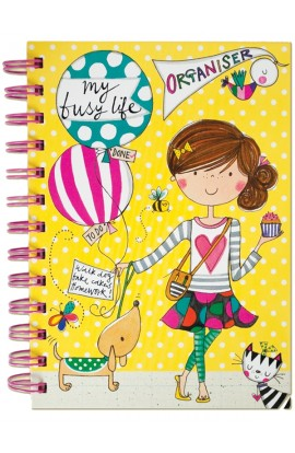 Girls Busy Life Organiser