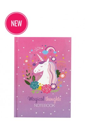 A5 Unicorn Magical Notebook