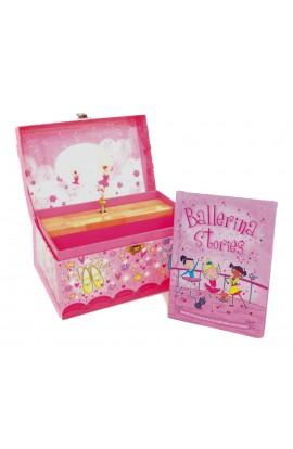 Jewellery Music Box & Book