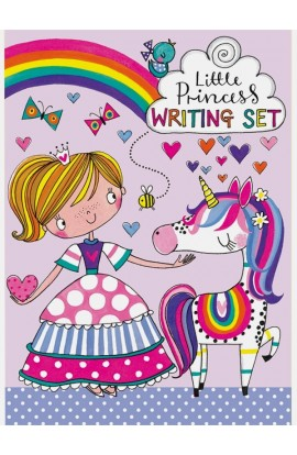 Unicorn & Princess Writing Set
