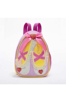 CAPEZIO Ballet Shoes Sparkle Backpack
