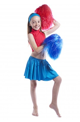 Capezio Nylon/ Lycra Circular Skirt
