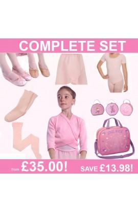 Premier Children's Ballet Starter Pack Including Bag