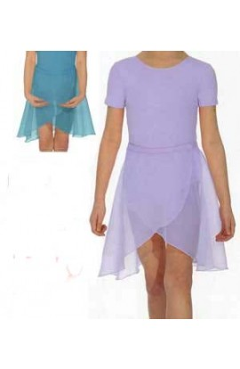 Tulip Wrapover skirt for RAD. Lilac OR Blue