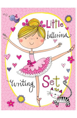 Ballerina Writing Set