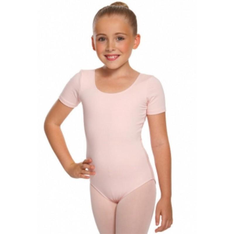 Pink Ballet Leotard