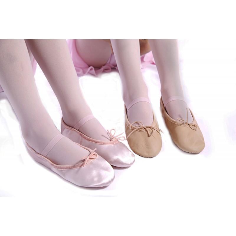 Ballet shoes, soft ballet pumps