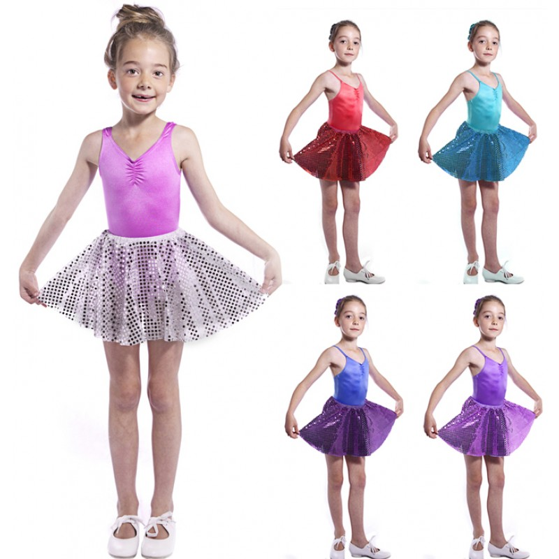 Sequin Skirt for Dancing
