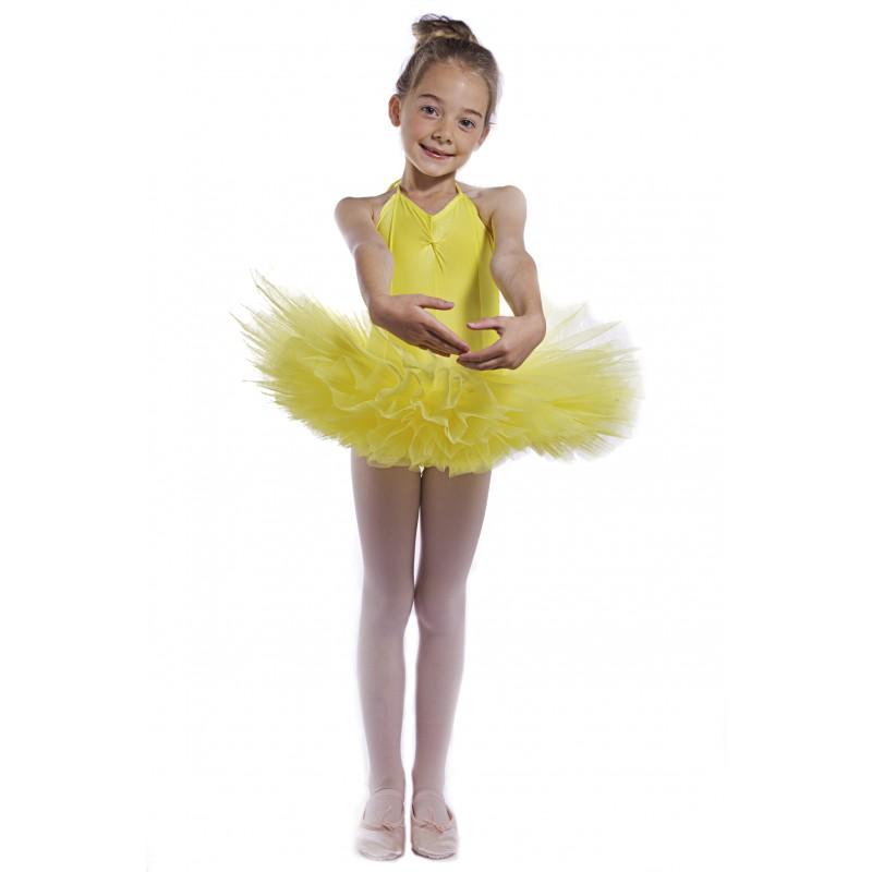 Yellow Ballet Tutu